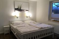Schlafzimmer Muschel