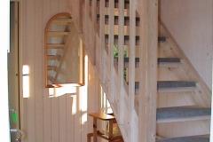 Treppe-Seeigel