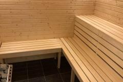 Wellenzauber-Sauna